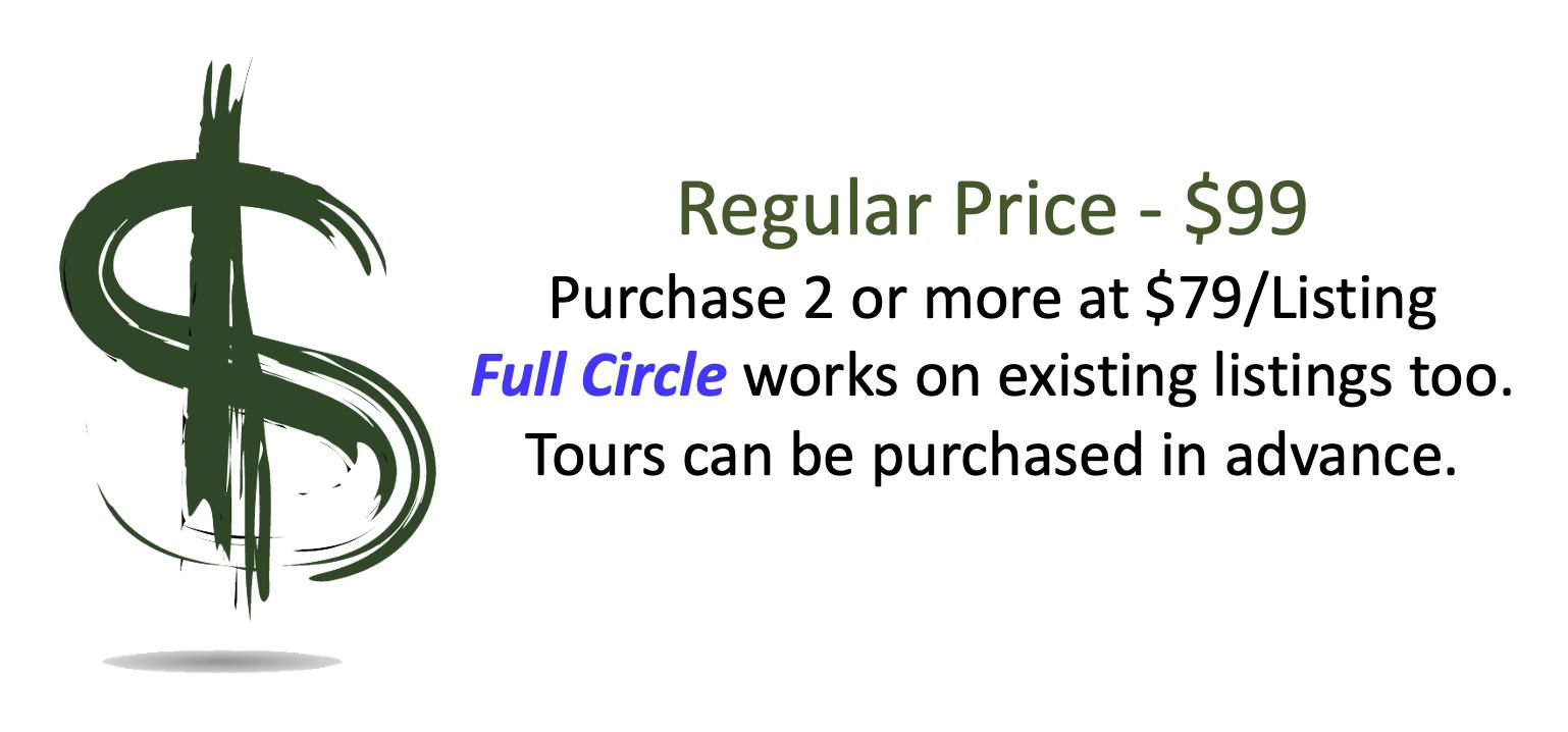 Price for Full Circle